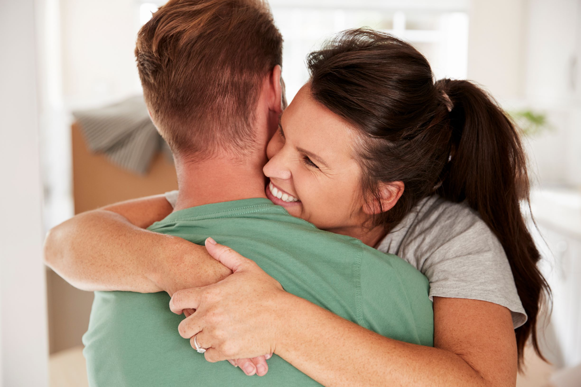 How Hugging More Improves Your Well Being - Natural Journal